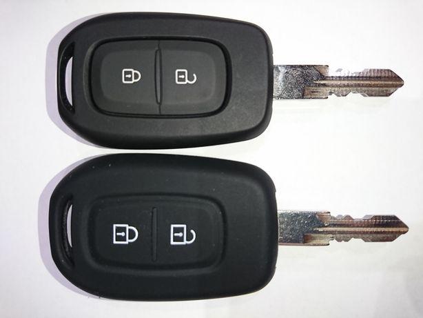 Силиконовый чехол для ключа Рено Renault Logan Логан, Sandero, Duster