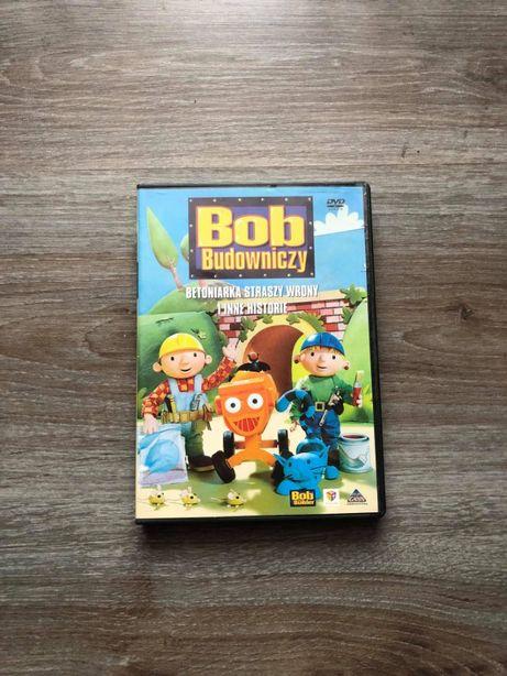 Bob Budowniczy - Betoniarka straszy wrony i inne historie.DVD. Wysyłka