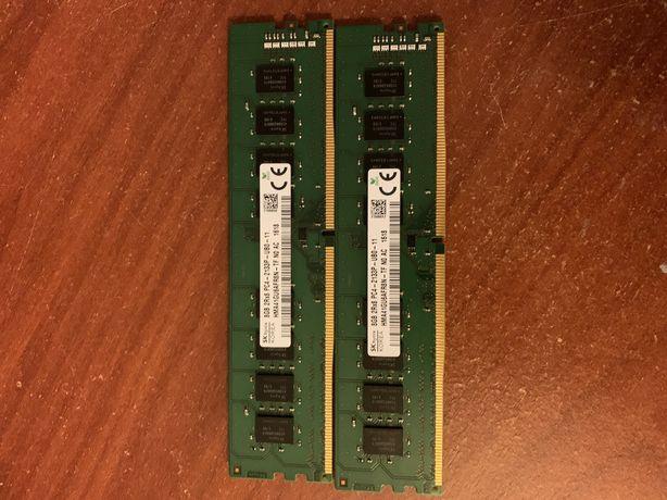 Ram Hynix 2133 MHz 2x8GB 16 GB DDR4