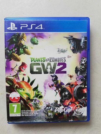PS4 Plants Vs. Zombies GW2 PL