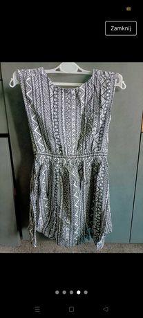 Sukienka azteckie wzory YD 128/134