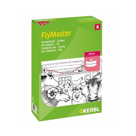 FlyMaster taśma do łapacza owadów much muchy meszki muszki osy 1447