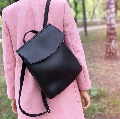 Удобный рюкзак сумка женская трансформер. Много карманов. Есть отзывы
