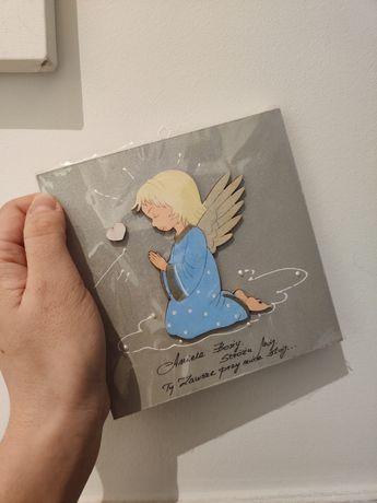 Anioł stróż dla dziecka modlitwa