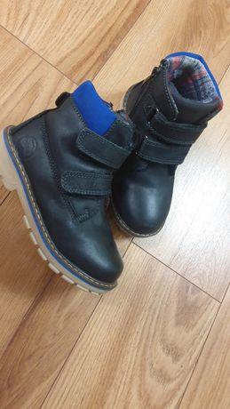 Сапоги -ботинки на мальчика Tttota