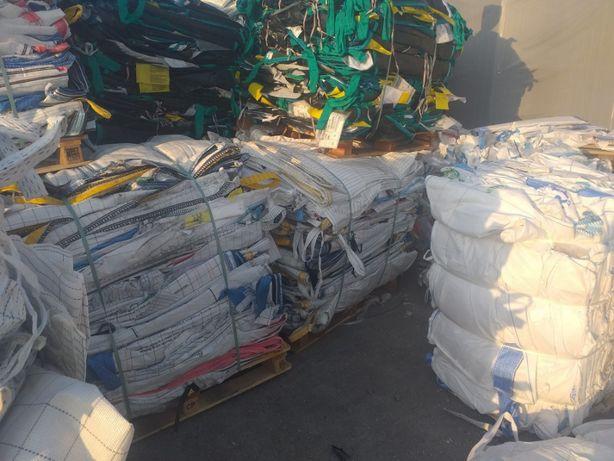 Big Bag worki wytrzymałe 93/93/172 cm 1000 kg