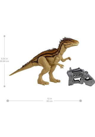 Jurassic world Carcharodontosaurus  Кархародонтозавр динозавр