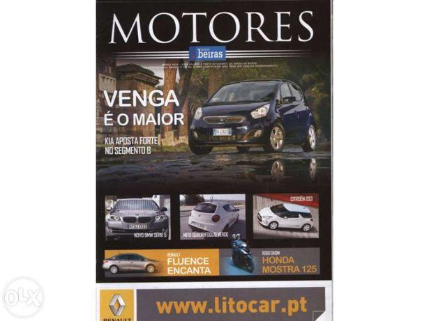 4 Revistas Motores