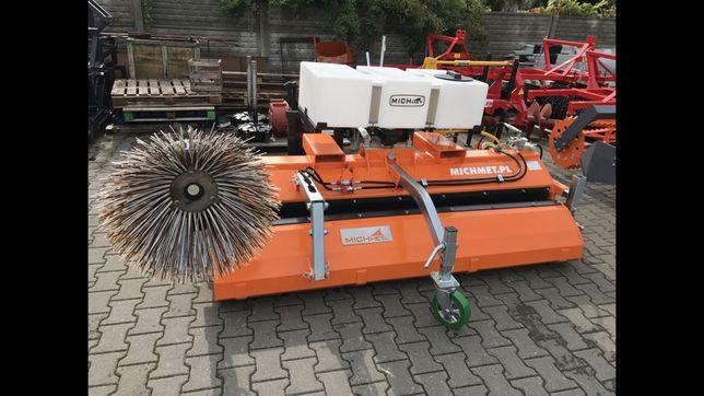 Zamiatarka szczotkowa szczotka 510 mm boczna mix 650 ciągnik ładowarka