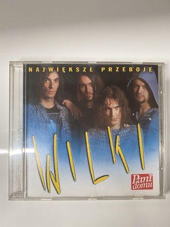 Największe przeboje Wilki CD