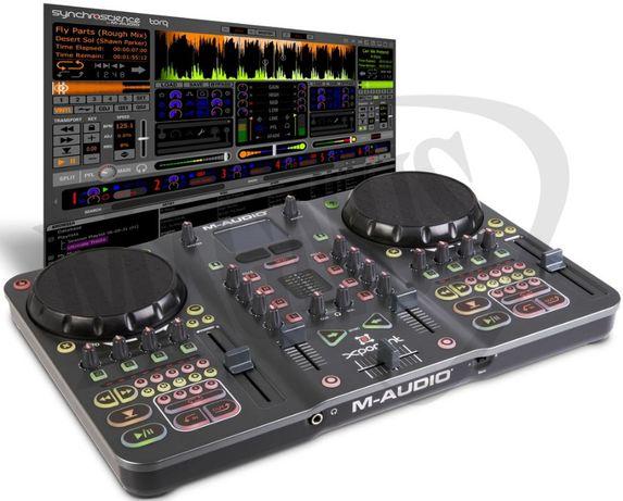 M-Audio Torq Xponent - Wyprzedaż! konsoleta mikserska