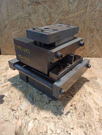 Wykrojnik WEBER 60 X 100 narożnik kąt prosty wybijak stempel