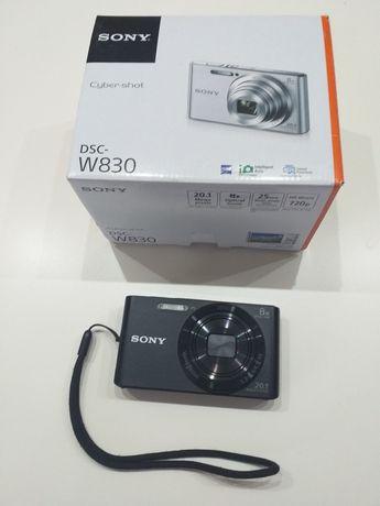 Aparat Sony cyber-shot DSC-W830 jak nowy dodatki