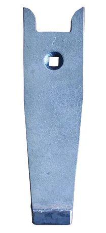 dziób redlicy Horsch spieki węglika wolframu 80x12