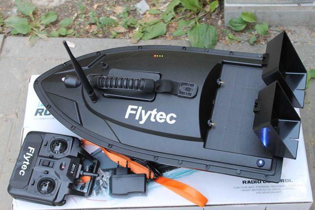 Катер Flytec 2011-5 для рыбалки, карповый , длина 54 см,  1,5 кг