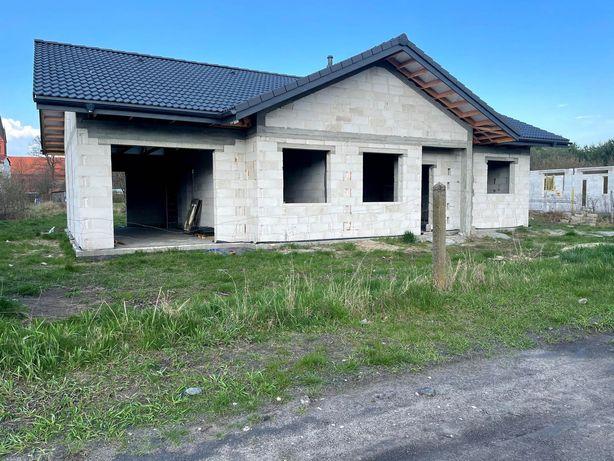 Dom Jednorodzinny 128m2 Ciele Myśliwska, dz. 766m2