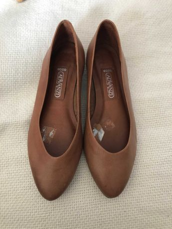 Zgrabne buty firmy Ecco rozmiar 35