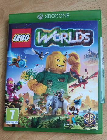 Jogo Lego Worlds Xbox One