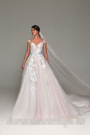 Весільна сукня-плаття