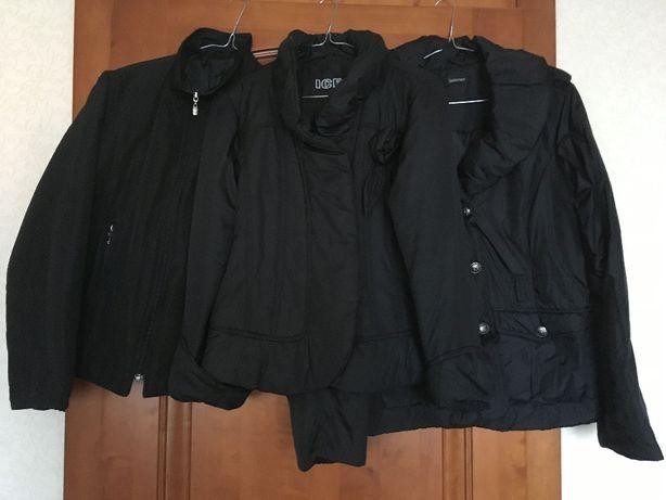 Курточки женские осень/весна (бренд ICE, Sinequanone)