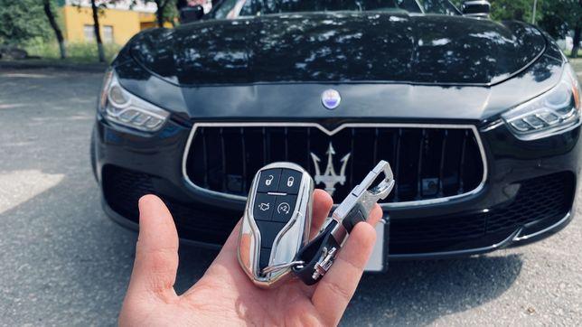 Maserati Ghbli SQ4 2014