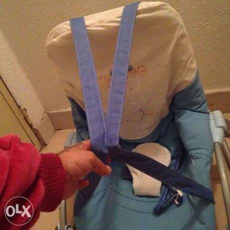 Cadeira de bebé tipo espreguiçadeira