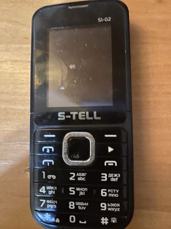 Мобильный телефон s-tell s1-02 2?sim+адаптер