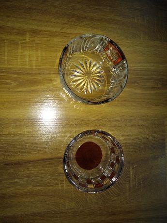 Dwu kolorowe miseczki PRL