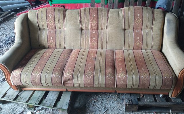 Wersalka, sofa, kanapa rozkładana