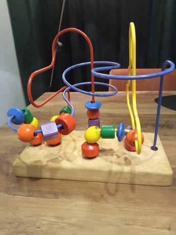 Drewniana zabawka dla dzieci