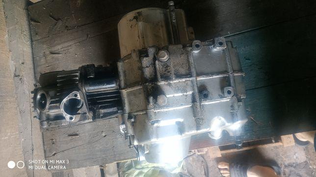 Продам мотор дельта 72сс на запчасти состояние как на фото
