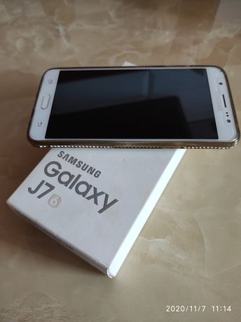 Смартфон Samsung j7 710f 2016 года