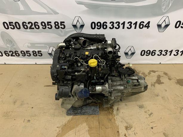 Двигатель мотор двигун форсунка коробка подушка разборка рено меган 3