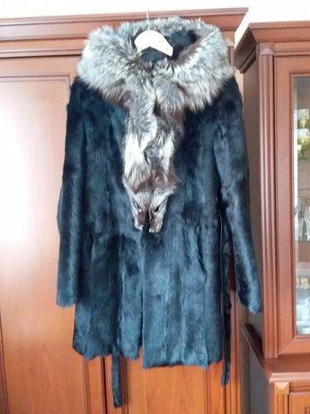 Натуральна шуба пальто