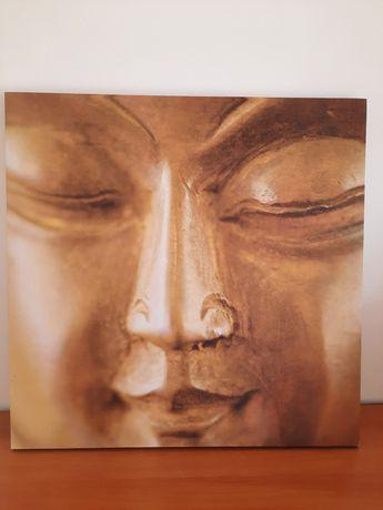 Vendo tela com Buda