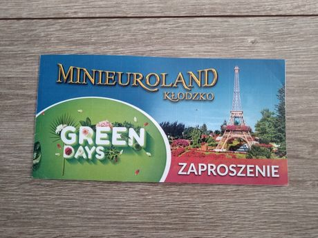 Bilety wstęp Park Miniatur Minieuroland