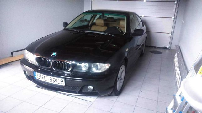 bardzo ładne BMW E46 320cd