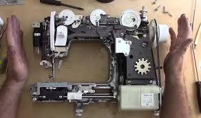 Ремонт швейных машин,оверлоков,распошивалок. Выезд на место ремонта .