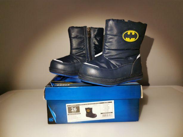 Nowe buty zimowe sniegowce rozmiar 26