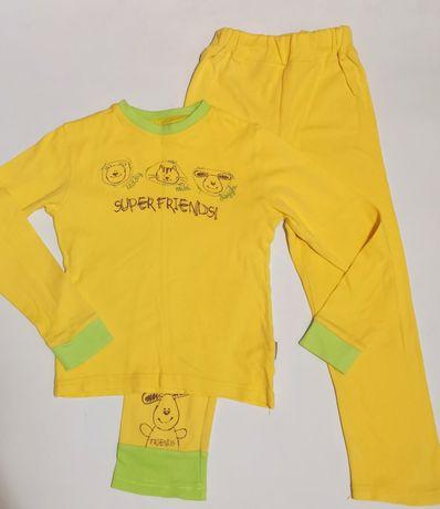 Пижама ТМ Робинзон р.  116 120   детская