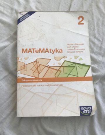 MATeMAtyka 2 rozszerzony