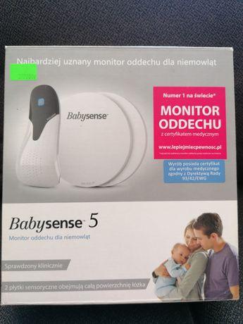Monitor oddechu babysense