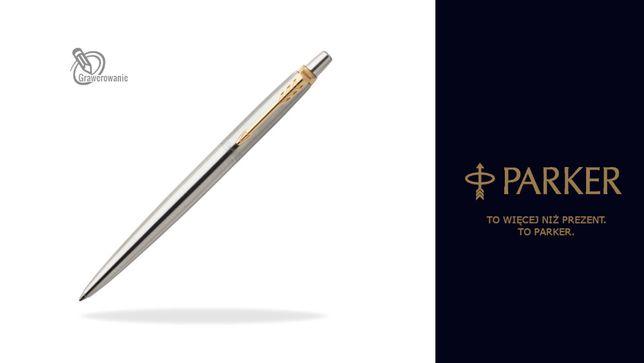 Długopis Parker na prezent Jotter stalowy
