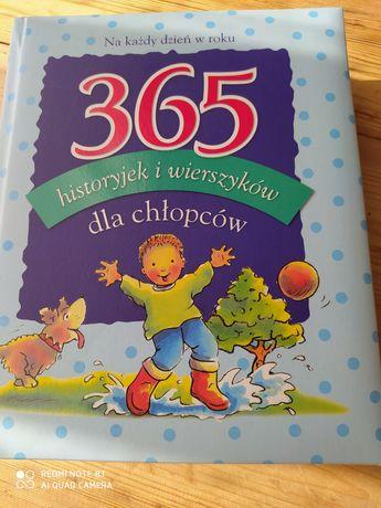 Na każdy dzień w roku 365 historyjek i wierszyków dla chłopców