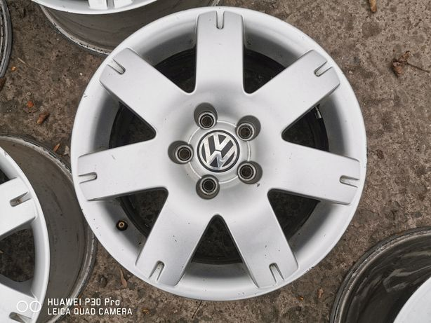 Alufelgi 16 cali - VW Skoda Seat - 5x112 - 7J - ET37 - Germany