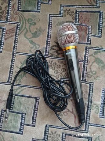 Микрофон Hama DM-60 (Dynamic Microphone).