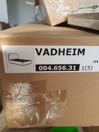 Łóżko Ikea Vadheim 140x200 bez materaca