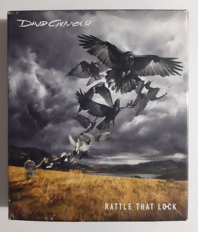 David Gilmour (Pink Floyd) Rattle That Lock – Deluxe Edition CD + DVD