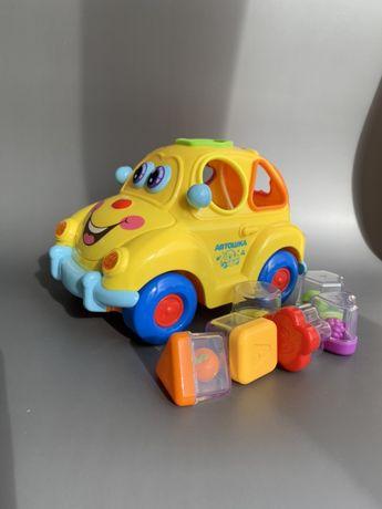 """Игрушка """"Фруктовая машинка"""" - Huile Toys"""