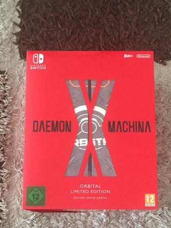 Jogo Nintendo Switch Daemon & Machina Edição Colecionador Orbital